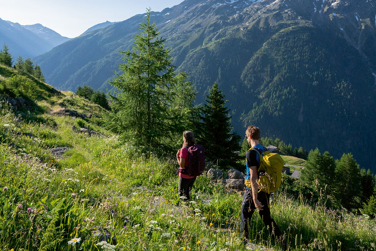 Wanderurlaub im Ötztal
