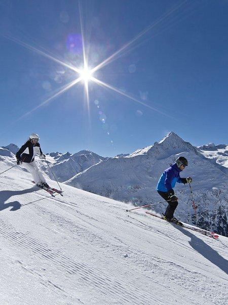 Ski Area Gries